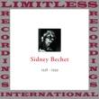 Sidney Bechet In Chronology - 1938-1939