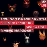 """Royal Concertgebouw Orchestra Scenes from Goethe's Faust, WoO 3 Pt. 2: II. """"Die ihr dies Haupt umschwebt im luft'gen Kreise"""" (Ariel, Chorus) [Live]"""
