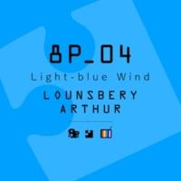 ランズベリー・アーサー Light-blue Wind