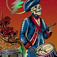 Dead & Company Drums (Live at TD Garden, Boston, MA 11/19/17)