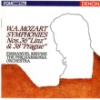 "Emmanuel Krivine/The Philharmonia Orchestra Mozart: Symphonies Nos. 36 ""Linz"" & 38 ""Prague"""