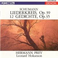Leonard Hokanson/Hermann Prey 12 Gedichte, Op. 35: XI. Wer Machte Dich So Krank?