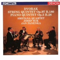Smetana Quartet String Quintet, E-Flat Major, Op. 97: I. Allegro ma non tanto