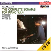 Maria Joao Pires Mozart: Piano Sonata No. 12 in F Major, K. 332: III. Allegro Assai (feat.Maria Joao Pires)