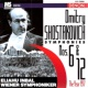 Eliahu Inbal/Wiener Symphoniker Dmitry Shostakovich: Symphonies No.6 & No.12 (The Year 1917)