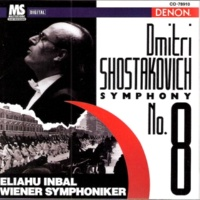 Eliahu Inbal/Wiener Symphoniker Shostakovich: Symphony No. 8