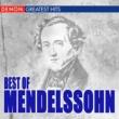 ヴァリアス・アーティスト Best Of Mendelssohn
