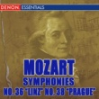 "Zdenek Kosler/Slovak Philharmonic Orchestra Symphony No. 36 in C Major, KV. 425 ""Linz"": I. Adagio"