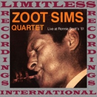 Zoot Sims Quartet Live at Ronnie Scott's '61