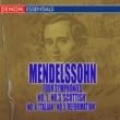 """ヴァリアス・アーティスト/Cesar Cantieri Mendelssohn: """"Scottish, """"Italian,"""" and """"Reformation"""" Symphonies (feat.Cesar Cantieri)"""