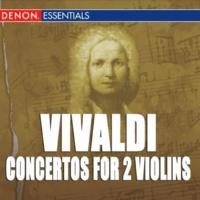 Camerata Romana/Eugen Duvier Concerto for 2 Violins, Strings and Bc No. 8 in A Minor, Op. 3 RV 522: I. Allegro
