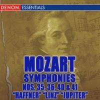 "RSO Ljubljana Alexander von Pitamic ""Symphony No. 40  in G minor, KV 550: II. Andante"