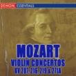 """Münchner Kammerorchester Hanspeter Gmür/Hermann Kienze Violin Concerto No. 3 in G major, K. 216 """"Strassburger"""": I. Allegro (feat.Hermann Kienze)"""