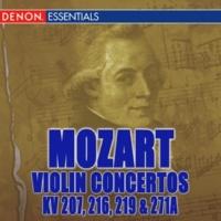 """ヴァリアス・アーティスト Mozart: Violin Concertos Nos. 1 - 3 """"Strassburger"""" - 5 """"Turkish"""" - 7"""