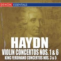 ヴァリアス・アーティスト Haydn: Concertos for Violin and Orchestra Nos. 1 & 6 - King Ferdinand Concertos Nos. 3 & 5
