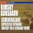 Moscow Symphony Orchestra/Sergei Skripka Scheherazade, Op. 35: I. Das Meer und Sindbads Schiff