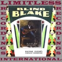 Blind Blake Ragtime Guitar's Foremost Fingerpicker