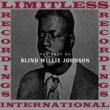 Blind Willie Johnson The Best Of Blind Willie Johnson