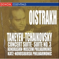 Arnold Katz/State Symphony Orchestra of Novosibirsk Philharmony/Igor Oistrakh Concert Suite for Violin & Orchestra in G minor, Op. 28 V. (feat.Igor Oistrakh)