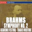 Urs Schneider/Nürnberg Symphony Orchestra Academic Festival Overture, Op. 80