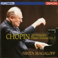 Nikita Magaloff Prelude No. 21 in B-Flat Major, Op. 28: Cantabile
