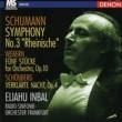 """Eliahu Inbal/Radio Sinfonie Orchester Frankfurt/Robert Schumann Symphony No. 3 in E-Flat Major, Op. 97 """"Rheinische"""": I. Lebhaft"""