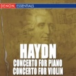 ヴァリアス・アーティスト Haydn: Double Concerto for Piano & Violin No. 6 - Concerto for Violin No. 1