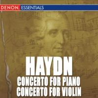ヴァリアス・アーティスト Haydn: Double Concerto for Piano & Violin No. 6 - Concerto for Violin No. 1