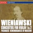 Guennadi Rozhdestvenski/Moscow RTV Symphony Orchestra/Arkadi Futer Concerto for Violin and Orchestra No. 1 in F-Sharp Minor, Op. 14: I. Allegro moderato (feat.Arkadi Futer)
