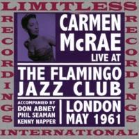 Carmen McRae Live At The Flamingo Jazz Club, London