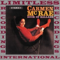 Carmen McRae Book Of Ballads
