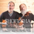 Toby Hoffman/Paul Rosenthal Duet No.1 for Two Violas -Allegro-