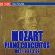 Rudolf Barshai/Moscow Chamber Orchestra/Alexei Cherkasov Piano Concerto No. 17 in G Major, KV. 453: I. Allegro (feat.Alexei Cherkasov)