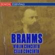 Ilmar Lapinsch/Russian Philharmonic Symphony Orchestra Brahms: Violin Concerto Op. 77 & Violin and Cello Concerto Op. 102
