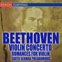 ヴァリアス・アーティスト Beethoven Romances Nos. 1 & 2; Violin Concerto No. 1