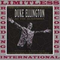Duke Ellington At the Alhambra, Paris 1958