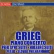 Libor Pesek/Slovac Philharmony Grieg Piano Concerto - Peer Gynt - Holberg Suite