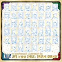 315 ALLSTARS THE IDOLM@STER SideM 4th ANNIVERSARY DISC「LIVE in your SMILE/DREAM JOURNEY」