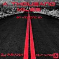 DJ F.R.A.N.K A Thousand Miles (Gin And Tonic Mix) [feat. Nynde]