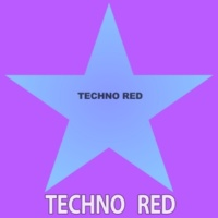 Techno Red Space Groove
