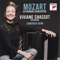 Viviane Chassot Piano Concerto No. 27 in B-Flat Major, K. 595, Arr. for Accordion and Chamber Orchestra: II. Larghetto