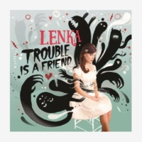 Lenka Don't Let Me Fall (The Glass Remix)