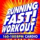 Workout Music Running Fast! Workout 160 - 180 BPM Cardio
