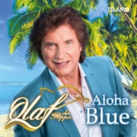 Olaf der Flipper Aloha Blue