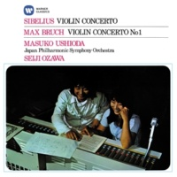 Masuko Ushioda Sibelius: Violin Concerto, Op. 47 - Bruch: Violin Concerto No. 1, Op. 26