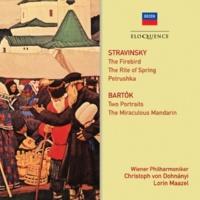 ウィーン・フィルハーモニー管弦楽団/クリストフ・フォン・ドホナーニ/ロリン・マゼール/ウィーン国立歌劇場合唱団 Stravinsky, Bartok: Ballet Music