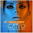 Calvo Let Me Love You [Remixes Pt. 2]
