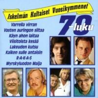Various Artists Iskelmän kultaiset vuosikymmenet 70-luku