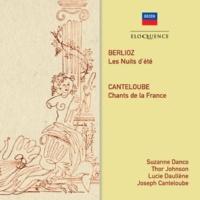 Lucie Daullene/ジョセフ・カントルーブ Canteloube: Chants de la France (harmonised by Canteloube) - Ma douce amie (Brittany)