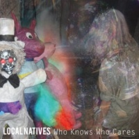 Local Natives Who Knows Who Cares